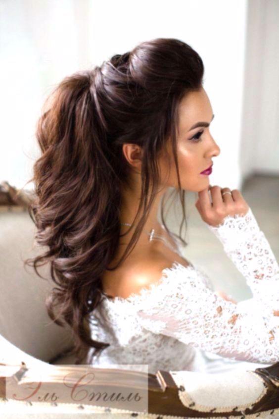 19+ Coiffure pour un mariage cheveux long idees en 2021