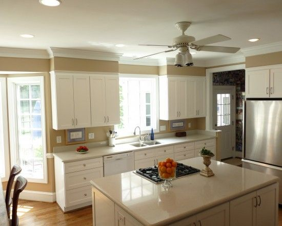 11 Uplifting Kitchen Remodel Fixer Upper Ideas Soffit Crown Molding Small