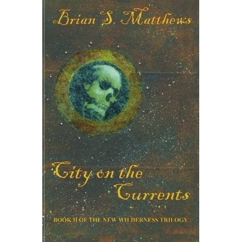 "City on the Currents, Brian S. Matthews.  Sequel to the first novel New Wilderness.  Again, fast-paced and ""un-put-downable""!! The characters and plot are fleshed out, it's just what you imagine would happen in an apocalypse - but it's not finished yet!!  third installment still to come, and not to be missed."