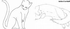 Cat Tutorial by deviantART - Bing images