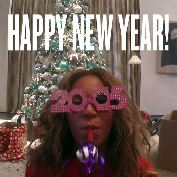 New year's Beyonce