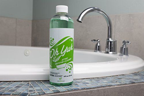 Oh Yuk Jetted Tub System Cleaner 16 Ounces In 2020 Jetted Tub
