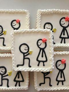Engagement Party Ideas- don't forget about dessert! www.planitcfl.blogspot.com
