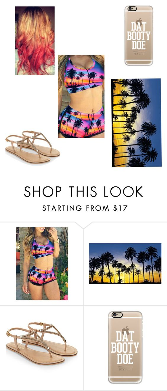 """pretty with 5 things"" by allynnehstyles on Polyvore featuring Accessorize and Casetify"