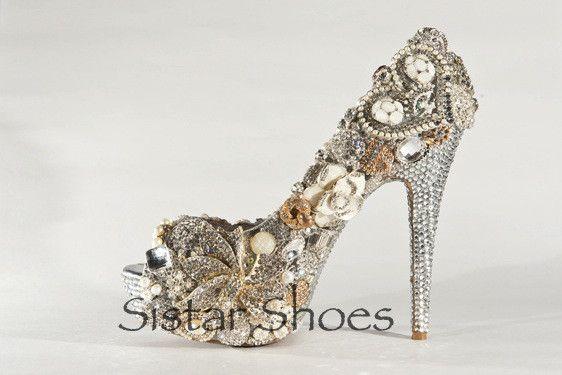 Starstruck Glitz by Sistar Shoes