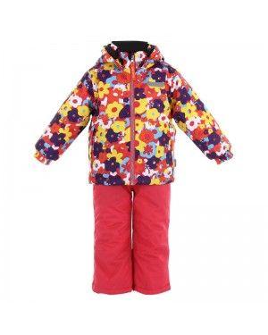 Зимний костюм для девочки Color Kids