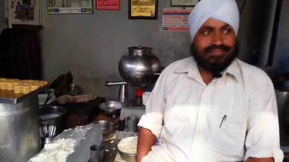 Famous Street Foods of India.Epsd #13 Giani Lassi, Amritsar by Chawlas-K...