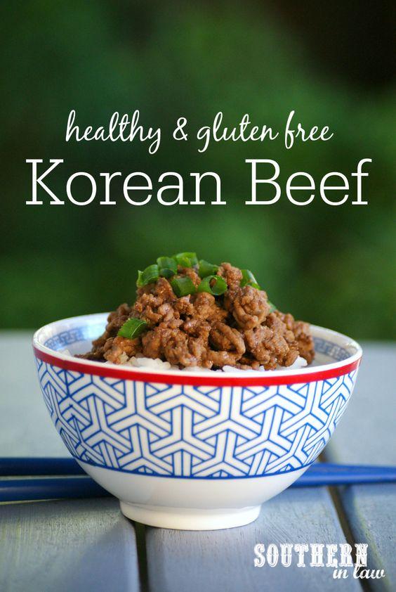 Beef stir fry, Korean beef and Fries recipe on Pinterest