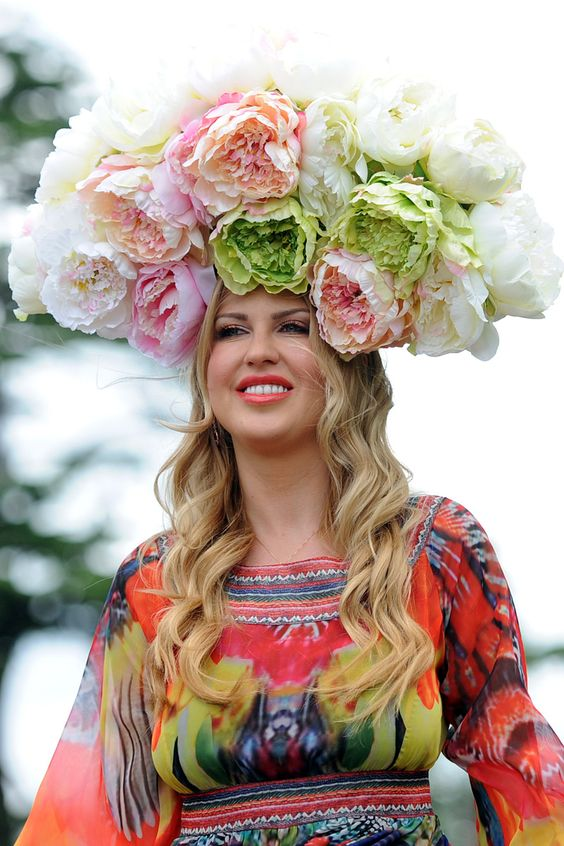 The 2014 Royal Ascot's head-turning hats
