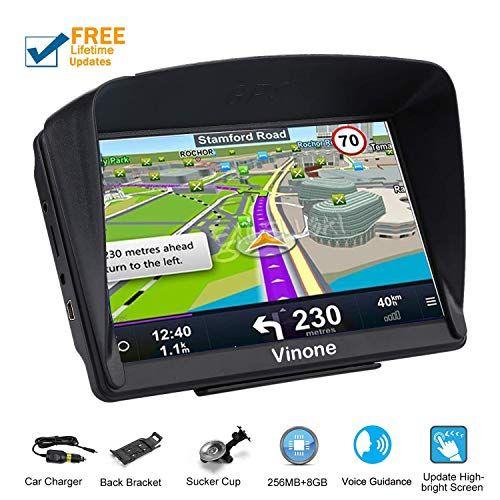 Car Gps Navigation Vinone Gps Navigation System With Built In