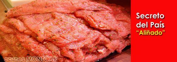 CARNS SELECTES MONTCAR - secreto, carniceria online, carnes montcar