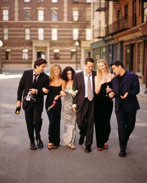 ДрузьяFriends, 1994–2004
