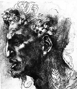 Gallery of Pencil Sketches Showing The Power of The Pencil and pen