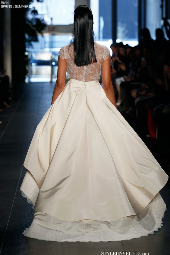Rivini By Rita Vinieris Wedding Spring/Summer 2014 - Martinique