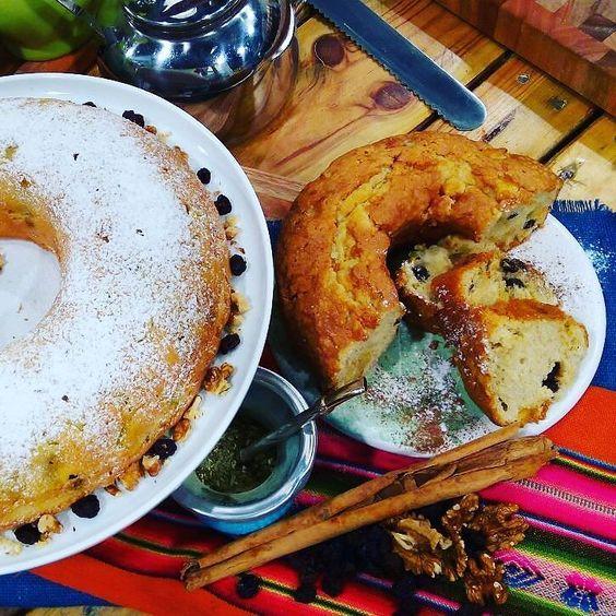 Rompé la dieta con esta torta que no hay pecado. #Torta de #Manzana verde a la cuchara. Comé sin culpa. Encontrá la receta enhttp://ift.tt/19nQnxw by cocinerosarg
