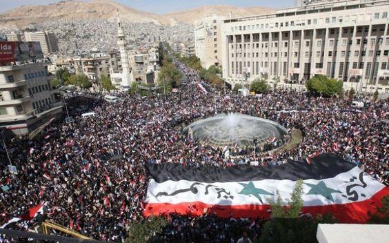 Primavera árabe:
