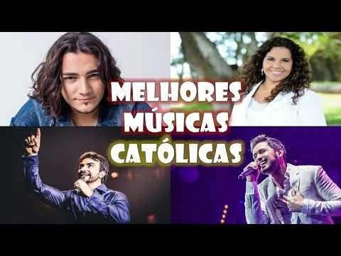 Melhores Musicas Catolicas Parte 1 Thiago Brado Pe Fabio De
