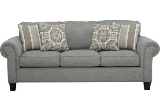Pennington Blue Sofa Blue Sofa Love Seat Blue Loveseat