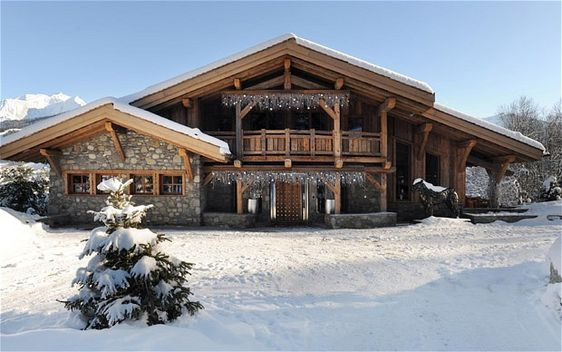 Luxury ski chalets for sale telegraph c st j for Swiss chalets for sale
