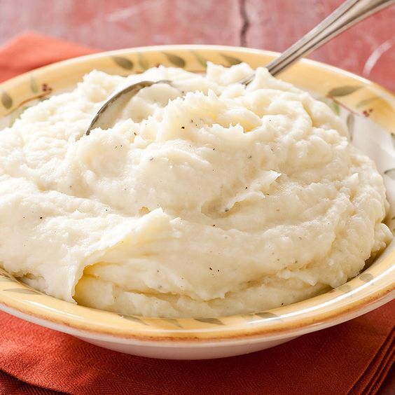 Whipped Potatoes Recipe Kitchens Mashed Potatoes And