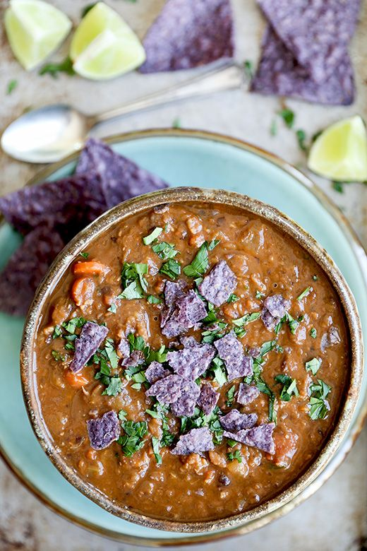... Sausage | Recipe | Black Bean Soup, Italian Sausages and Lentils