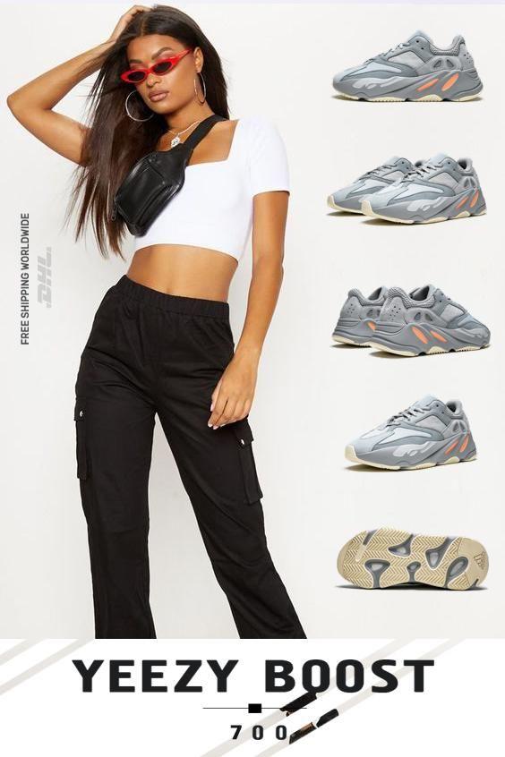 The best Adidas Yeezy Boost 700 Inertia