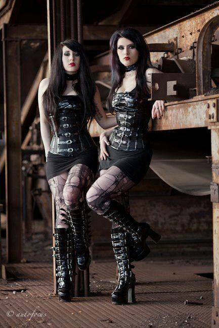 Two goths: