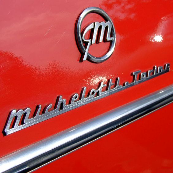 Michelotti, designer of Triumphs and BMWs