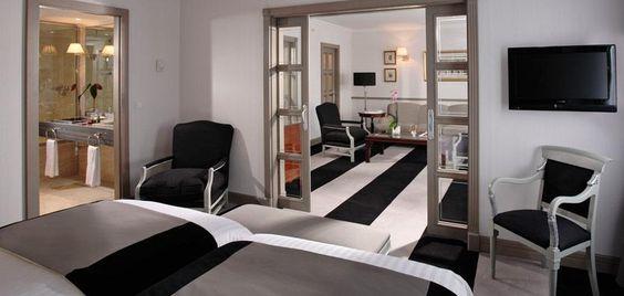 Hotel Melia Castilla - Madrid - España