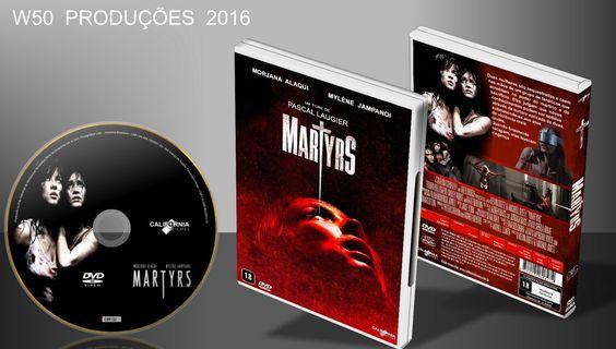 Martyrs - DVD 2 - ➨ Vitrine - Galeria De Capas - MundoNet | Capas & Labels Customizados