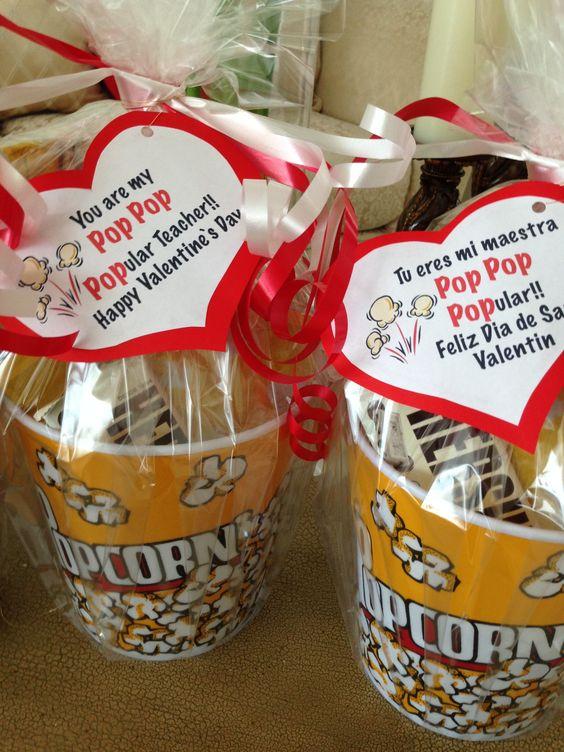 Regalos san valentin para maestras diy manualidades - San valentin regalos ...