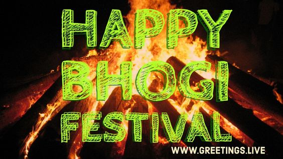 Happy Bhogi Festival Wishes to All