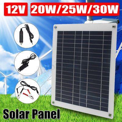 Advertisement 20w 30w 5v 12v Flexible Mini Solar Panel Usb Battery Charger For Samsung Mini Solar Panel Solar Panel Battery Solar Charger