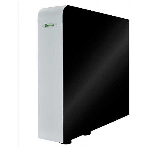 Meacowall 72b Ultra Quiet Wall Mounted Dehumidifier Black 1499 Dehumidifiers Drying Room Wall Mount