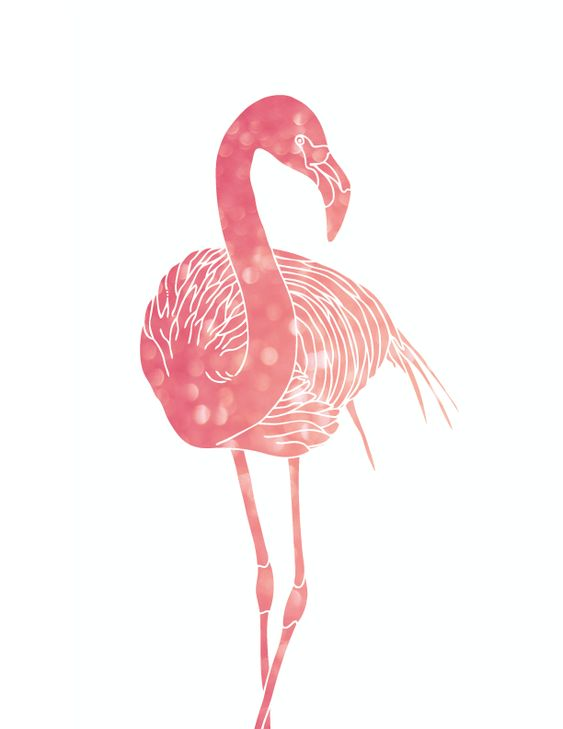 Oh So Lovely: MORE FREE PINK FLAMINGO PRINTABLES!: