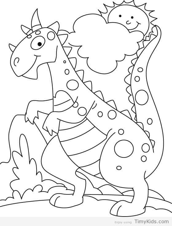 Dinosaur Coloring Pages For Preschoolers Dinosaur Coloring Dinosaur Coloring Sheets Coloring Pages
