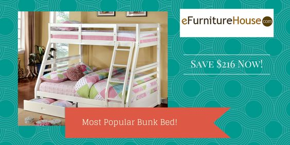 http://www.efurniturehouse.com/buccari-white-twin-full-bunk-bed-with-drawers/