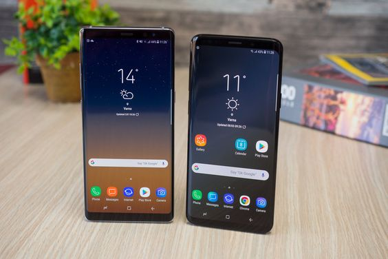 Pie Update on Galaxy J9 Plus