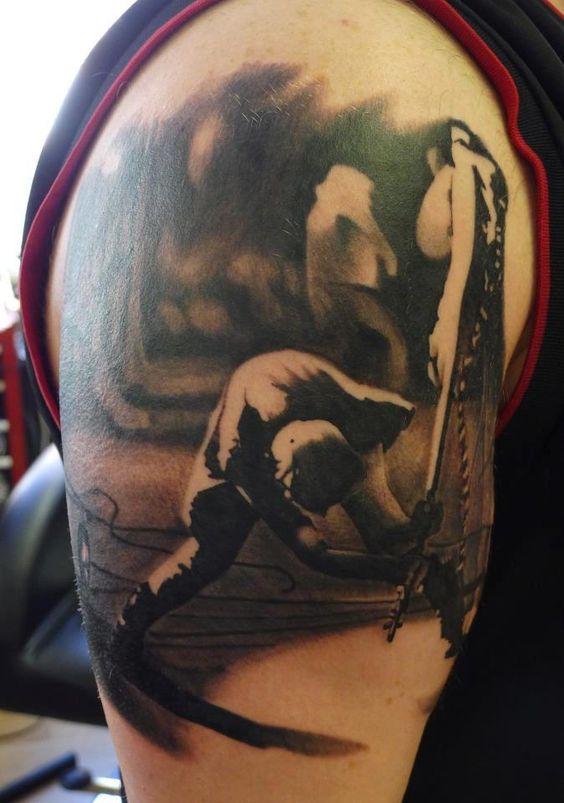 My Clash Tattoo, London Calling