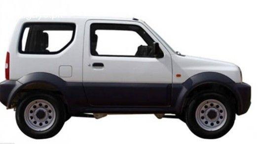 Get Suzuki Jimny Jldx On Just 20 Down Payment