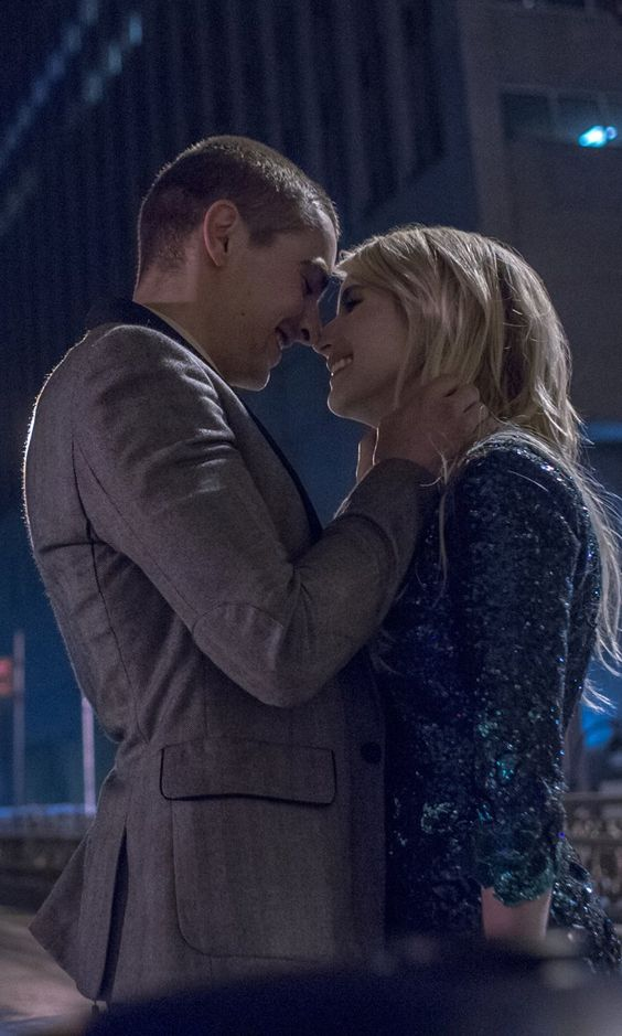 Pin for Later: Here's Your First Look at Emma Roberts and Dave Franco in the Adaption of Nerve