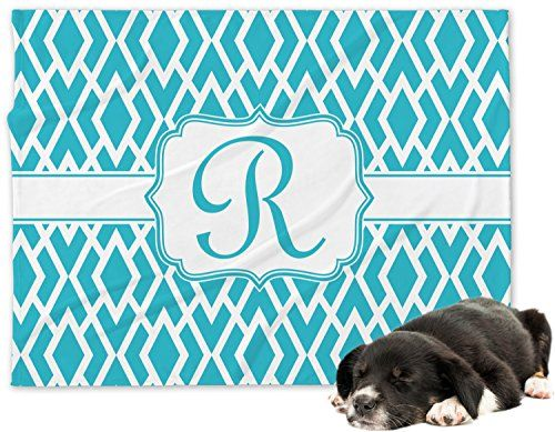 Geometric Diamond Minky Dog Blanket Regular Personalized Read More Reviews Of The Product By Visiting The Link On Dog Blanket Dog Bed Geometric Diamond