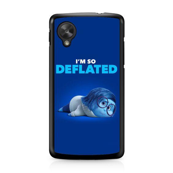 Sadness I'm So Deflated Nexus 5 Case