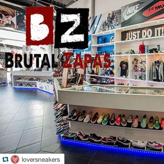 Los días 13 y 14 de junio #brutalzapas estará en #Loversneakers Barcelona 2015 #LSevent2015 #sneakers #zapatillas #zapas