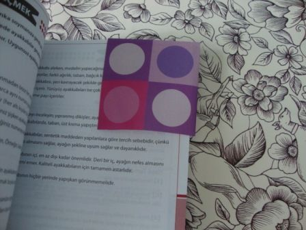 origami bookmark / YAPIMI KOLAY ORİGAMİ KİTAP AYRACI