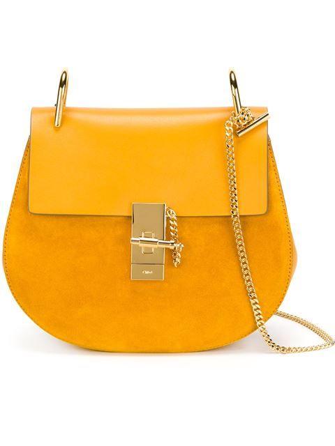 "Comprar Chloé bolso de hombro ""Drew"" en Bernard from the world's best independent boutiques at farfetch.com. Descubre 400 boutiques en 1 sola dirección."