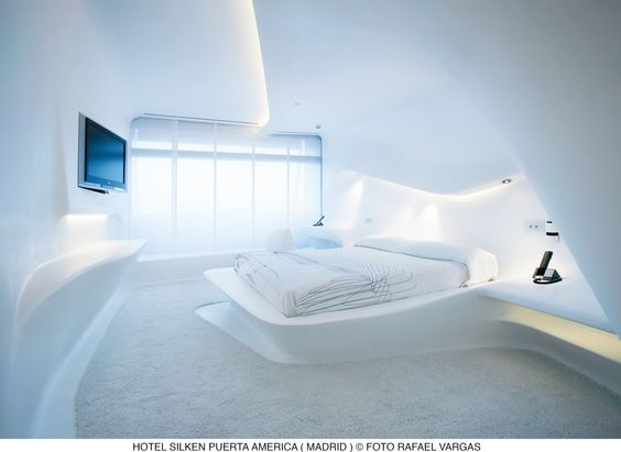 Anyone who cannot sleep....well....a picture of Organic luxury is worth a thousand words