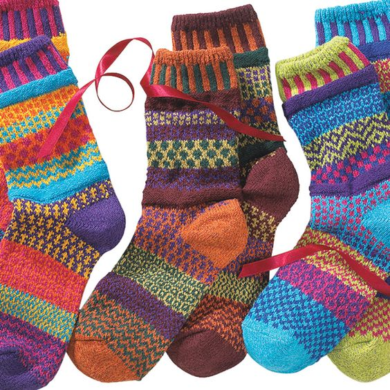Dare To Be Different. #fall #foliage #socks