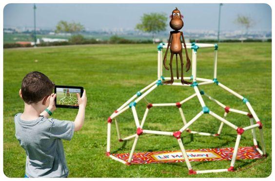 Escala hacia el mundo virtual y juega con la tecnología más rompedora