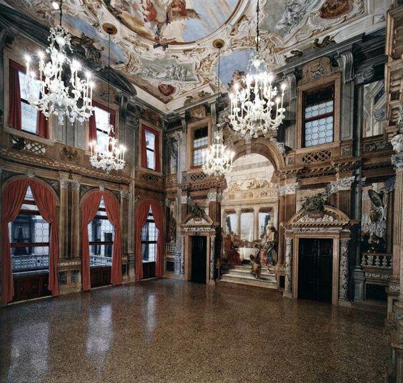 Palazzo Labia Palace of Venice: